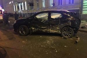 Отчим харьковчанки о ДТП: