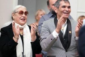 Бари Алибасов женился шестой раз. Теперь на Лидии Федосеевой-Шукшиной
