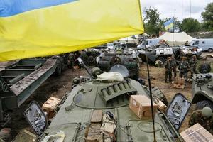 Украинский военнослужащий получил огнестрельное ранение в результате российского обстрела на Донбассе