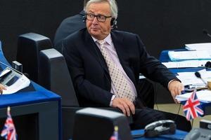 Президент Европейской комиссии официально призвал Британию вернуться в ЕС