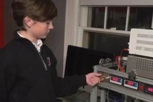 13-летний школьник построил дома термоядерный реактор: фото