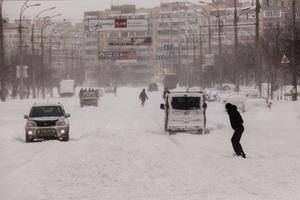 Снегопад в Киеве: вспоминаем 22 марта 2013 года