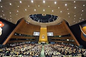 ООН прийняла резолюцію з проблеми мілітаризації Криму