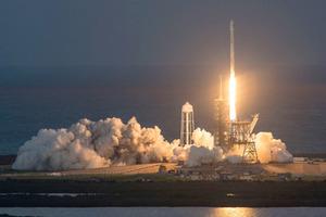 Казахстан запустит спутники на ракете Falcon 9