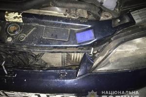 На Киевщине пьяница на евробляхе сбил двух детей и сбежал