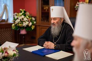 УПЦ МП придумала месть митрополитам, участвовавшим в Объединительном соборе