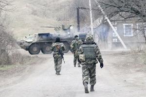 Стало известно, сколько на Донбассе погибли военных