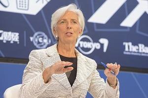 Глава МВФ: Действия Трампа угрожают мировой экономике
