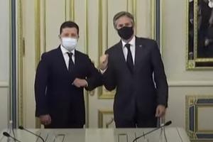 Заявления после встречи Зеленского и Блинкена