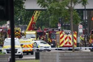 Взрыв в Лондоне. Что известно
