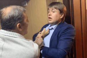 Зеленский уволил из правительства избитого Ляшком эксперта