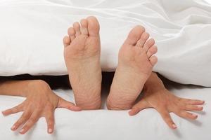Бурный секс способен привести к потере памяти