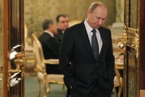 Путин: мы не допустим закрытия границы РФ с ОРДЛО