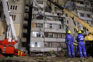 Знайдено тіло п'ятого загиблого під час вибуху на Позняках