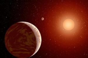 Возле красного карлика нашли две суперземли