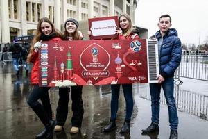 ФИФА заблокировала для Крыма покупку билетов на ЧМ-2018 в РФ