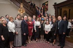 Сегодня Президенту Украины исполняется 53 года. Как его поздравляли в Нью-Йорке