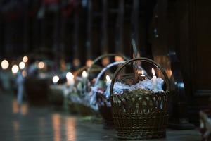 Христиане западного обряда отмечают один из главных праздников церковного года - Пасху.