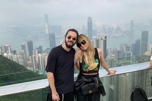 Хайди Клум показала фото отпуска с молодым женихом