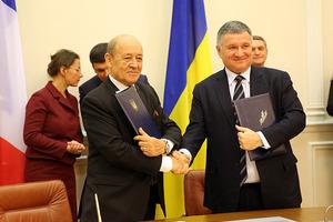 Украина купила у Франции полсотни современных вертолетов
