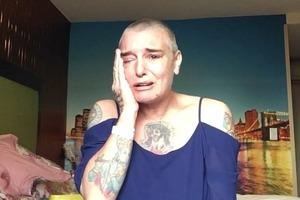 Ірландська співачка Шинейд О'Коннор у шокуючому відео зізналася, що психічно хвора