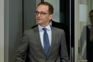 Глава МИД Германии в шоке от масштабов разрушений в Широкино
