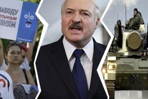 Війська Білорусі приведені в повну бойову готовність. Лукашенко вирішив, що є небезпека на зовнішніх кордонах
