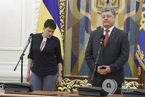 Генпрокуратура рассказала, кто дал Савченко деньги на госпереворот