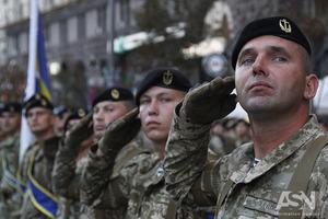 В Генштабе показали новую военную форму, на которую ВСУ перейдут через год