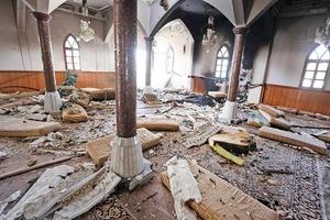 В теракте в египетской мечети погибли не менее 85 человек