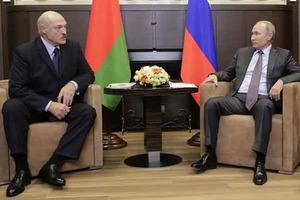 Путін і Лукашенко обговорили Україну