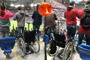 Российское чудо: Победа сборной России поставила на ноги калек