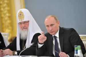 Патриарх Кирилл заявил о восстании в Украине «сил зла»