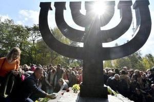 80 лет трагедии в Бабьем Яру Киева