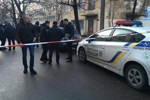 Стрельба в Одессе: полиция показала видео штурма