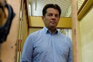 Незаконный арест Романа Сущенко продлили