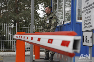 Из-за коррупции ЕС закрыл проект по модернизации КПП в Украине