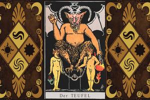 Карта дня по Таро: Дьявол