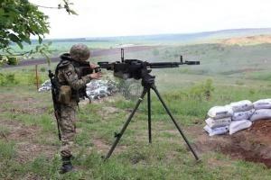 Ситуация на Донбассе сложная: у ВСУ есть потери