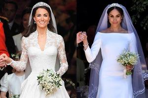 У весільній сукні Меган Маркл знайшли підступ
