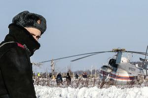 В России запретили полеты украинского самолета Ан-148