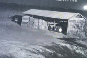 Над Африкой взорвался двухметровый астероид. Видео взрыва