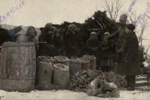 В Голодомор вымерла большая часть населения нескольких районов Полтавщины
