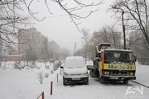 В Киеве с 18 января ограничат въезд крупногабаритного транспорта