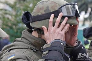 Только пять центров психологической помощи для участников АТО работает в Украине