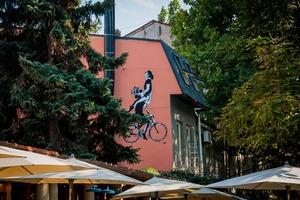 Секс на велосипеде напротив СБУ: пикантное событие произошло в Одессе