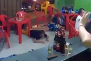Мужчина, залипший в телефон, не заметил ограбления