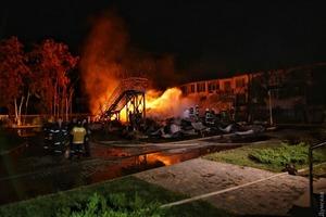 Названа причина смертельного пожара в детском лагере Одессы
