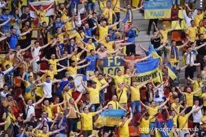 На России снова подгорает - их, видите ли, оскорбила кричалка украинских фанатов