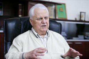 Кравчук считает Донбасс «другой страной»